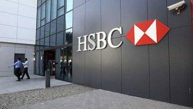 فروع وعناوين بنك HSBC