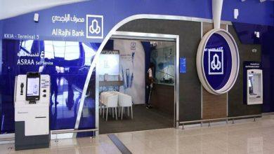 فروع بنك الراجحي فى السعودية